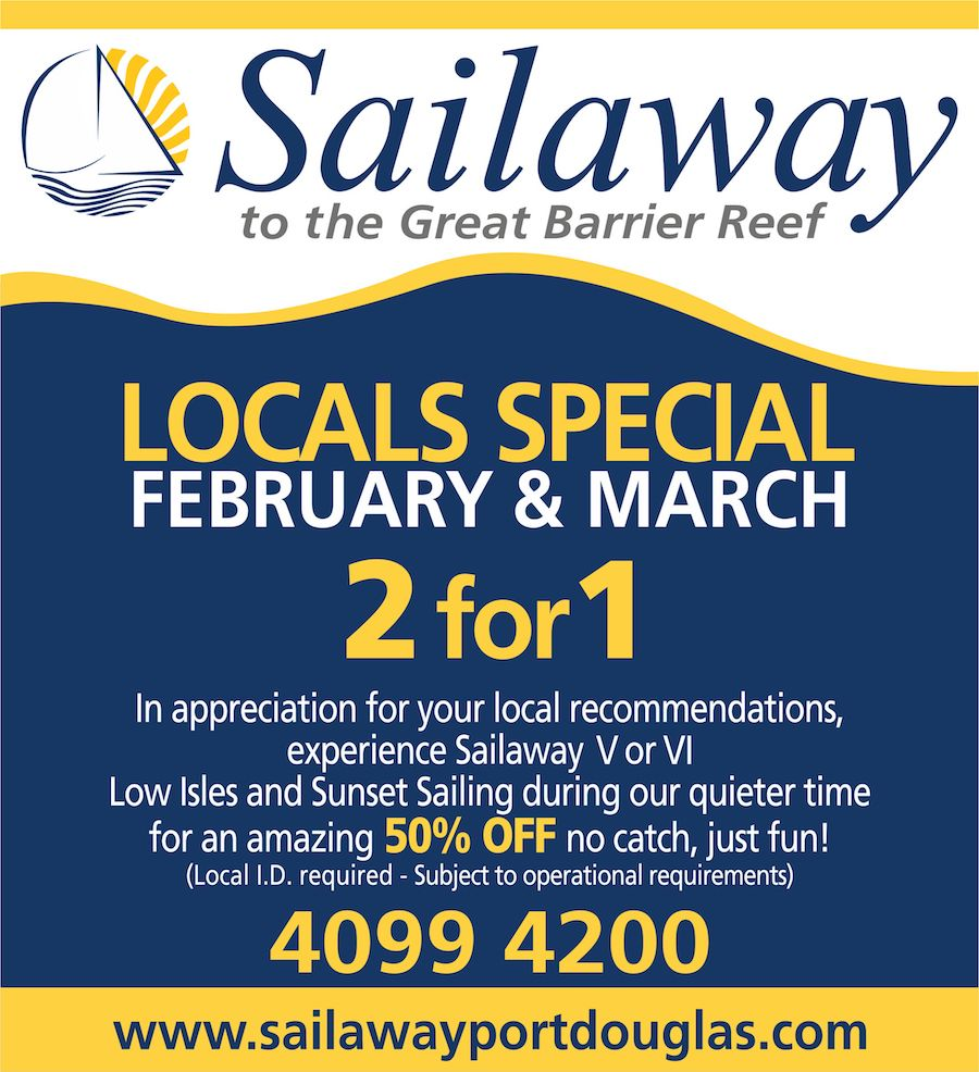 Port Douglas Reef Specials
