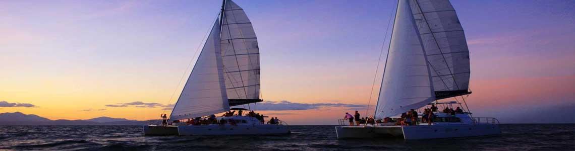 Sailaway Sisters Sunset Sailing, Port Douglas Australia