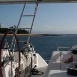 Sailing Low Isles