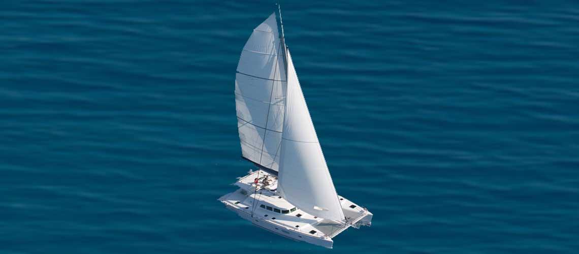Sailaway Lagoon 500 Catamaran