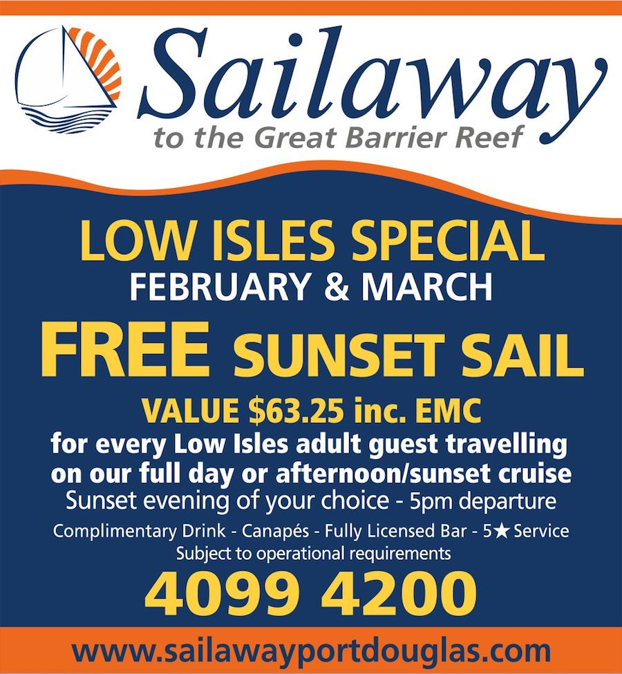 Great Barrier Reef Specials