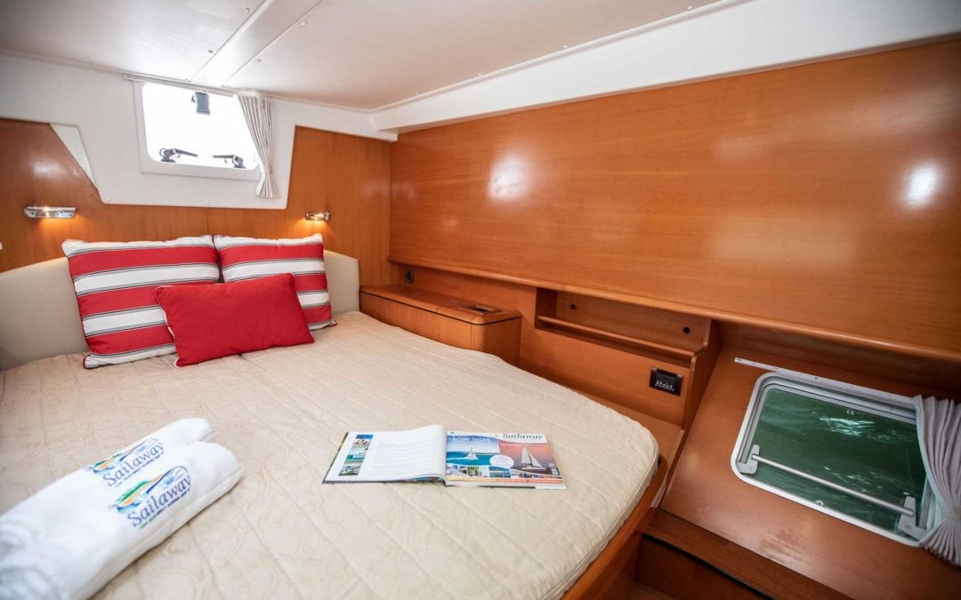 Private Charter cabin