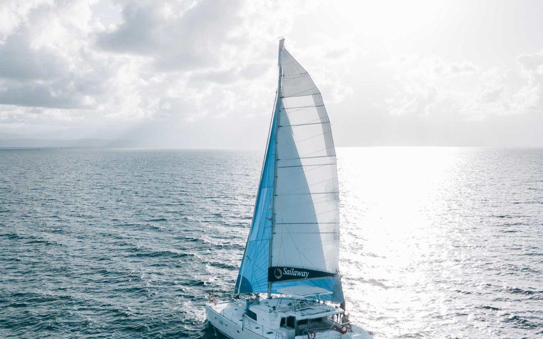 Sailaway V sailing