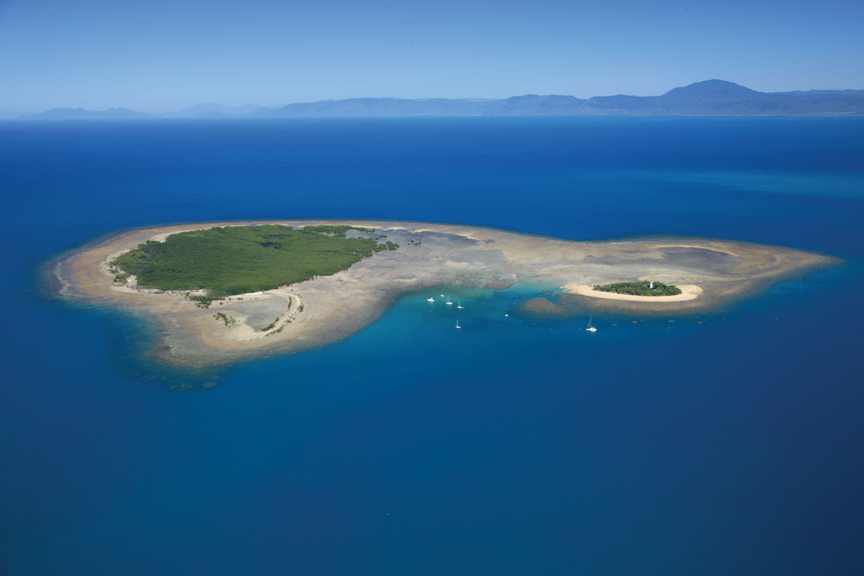 Low Isles Aerial