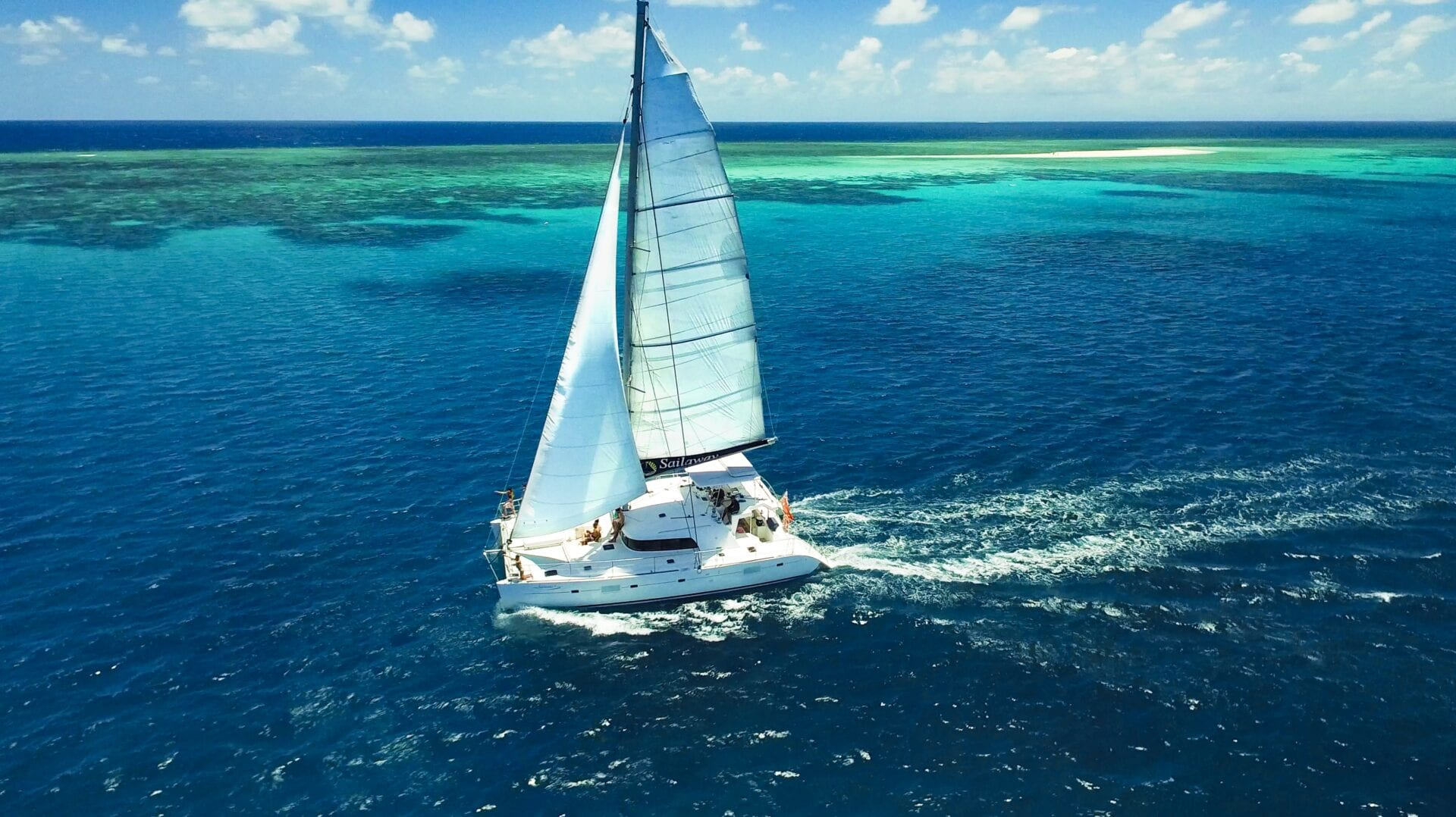 Sailaway Mackay Cay