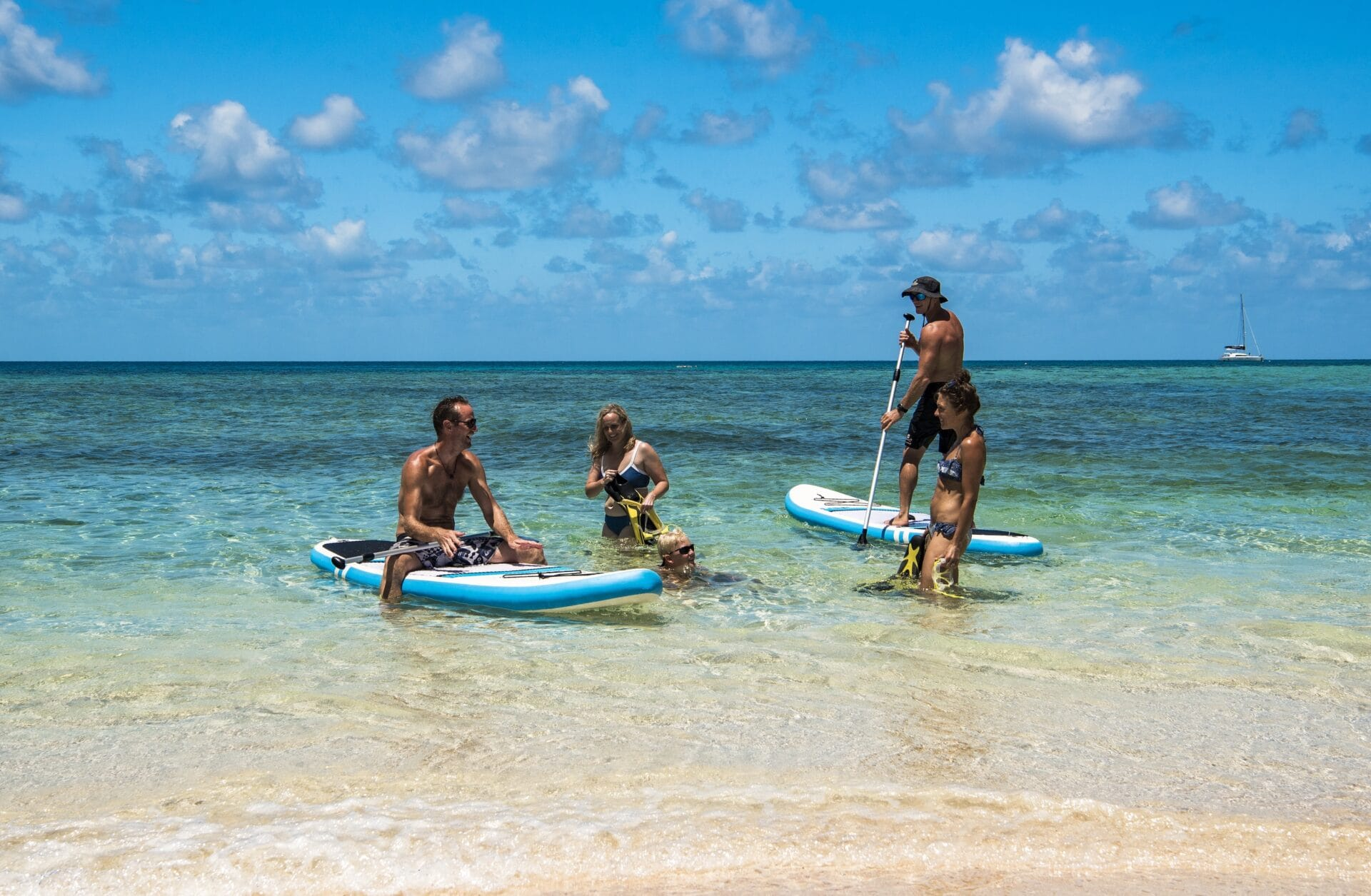 Sailaway Mackay Cay Sup Hero