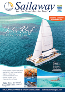 outer reef brochure cover